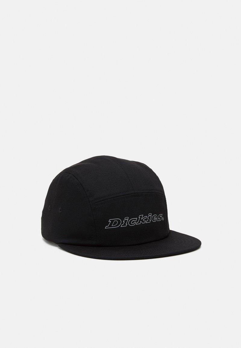 Dickies - MCRAE REFLECTIVE UNISEX - Cap - black