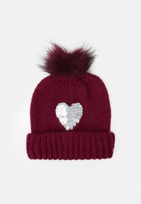 s.Oliver - Beanie - red - 2