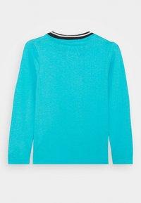 Lemon Beret - GIRLS  - Long sleeved top - turquoise - 1