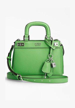 KATEY CHARM - Handtas - grün