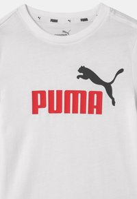 Puma - LOGO UNISEX - T-shirt print - puma white - 2