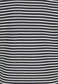 TOM TAILOR DENIM - STRIPED - Jumper - blue/beige - 2