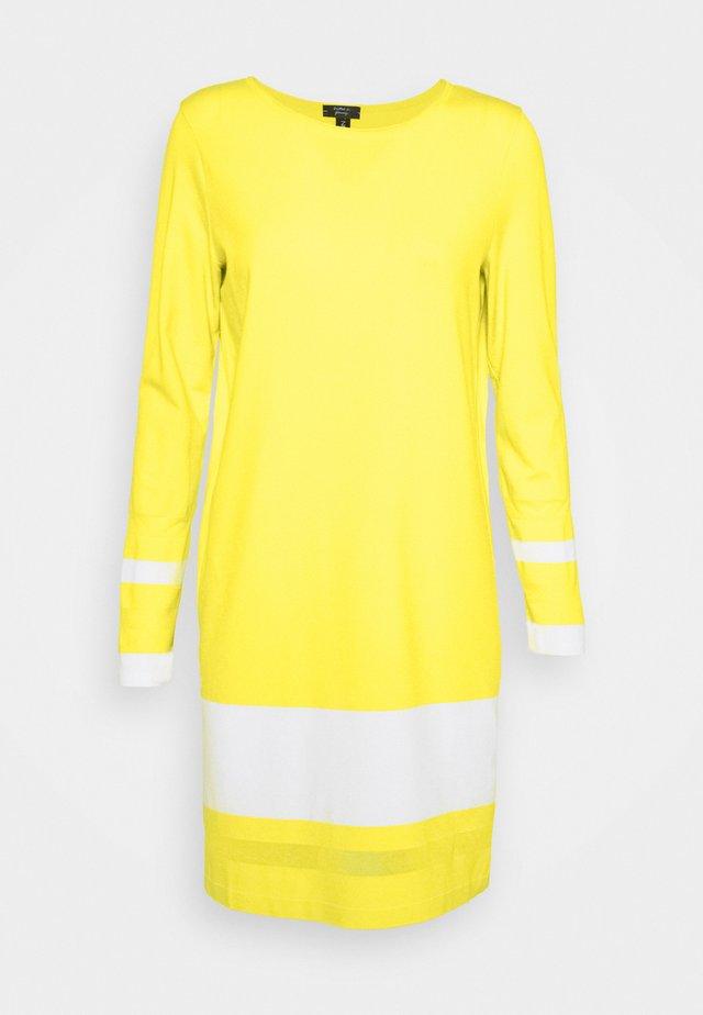 Neulemekko - yellow