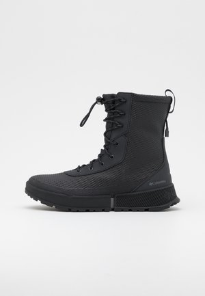 HYPER-BOREAL OMNI-HEAT TALL - Snowboots  - black/grey