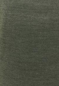 Brave Soul - PARSECL - Stickad tröja - khaki - 7