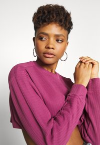 Nike Sportswear - CREW CROP - Sweatshirt - mulberry rose - 3