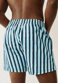 Mango - HE SHALL - Swimming shorts - blauw - 4