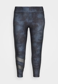 Active by Zizzi - AROSLIN 7/8 - Leggings - multi-coloured - 4