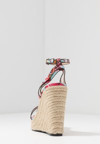 Even&Odd - Korolliset sandaalit - multicolor - 5
