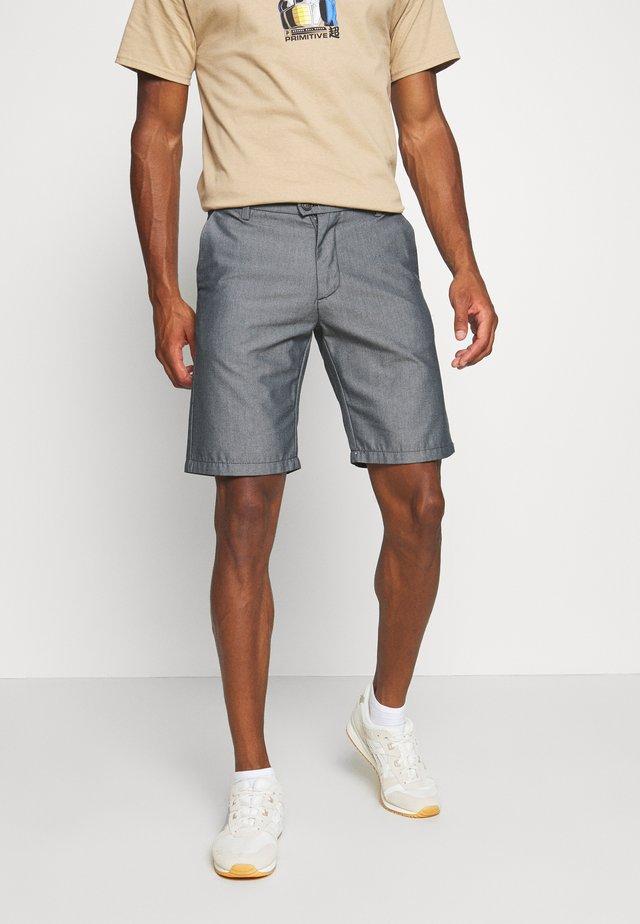 DOBBY - Shorts - grey
