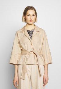 RIANI - Summer jacket - pale almond - 0
