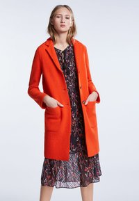 SET - Classic coat - poinciana - 0