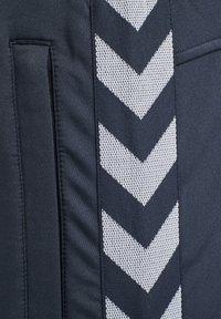 Hummel - TAPERED - Club wear - blue nights - 4