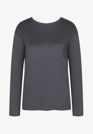 MIX AND MATCH - Pyjama top - pebble grey