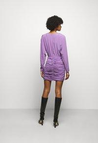 Iro - NONIE DRESS - Koktejlové šaty/ šaty na párty - lavender - 2