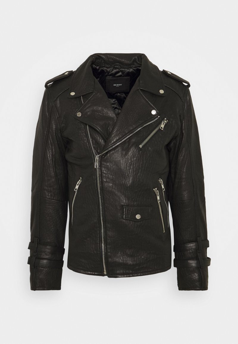 Be Edgy - BEJACE - Leather jacket - black