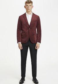 Matinique - Blazer jacket - tawny port - 1