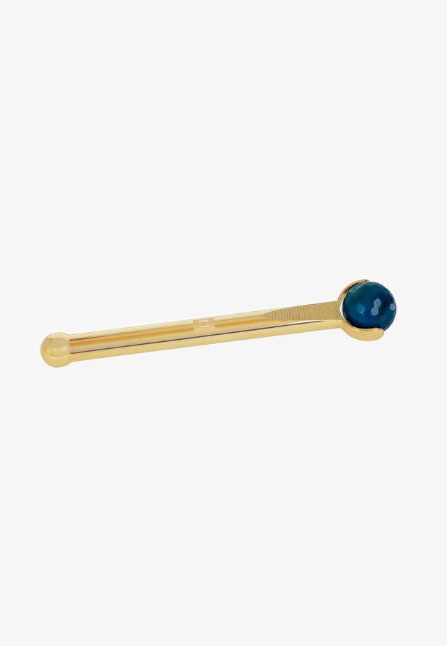 PRECIOUS CONTOURING FACIAL MASSAGER - Huidverzorgingstool - blue agatha