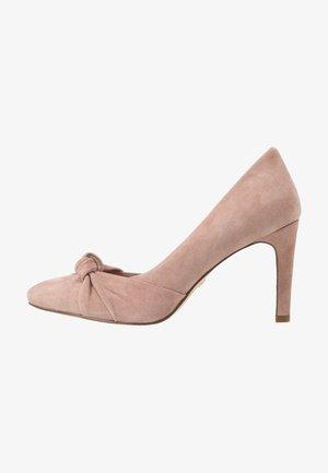 COURT SHOE - High heels - old rose