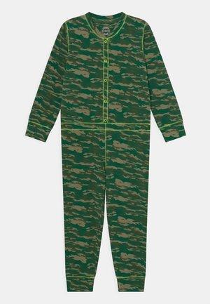 BOYS SUIT EXCLUSIVE - Pyjamas - green/dark green