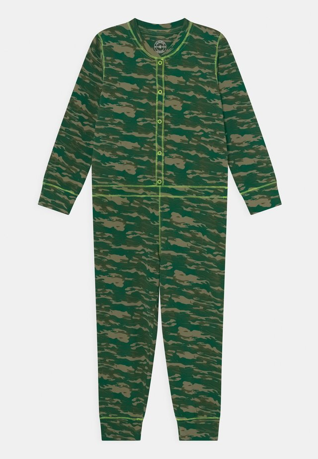 BOYS SUIT EXCLUSIVE - Pyžamo - green/dark green
