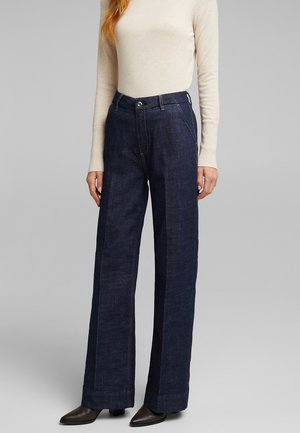 FASHION DENIM - Bootcut jeans - blue rinse
