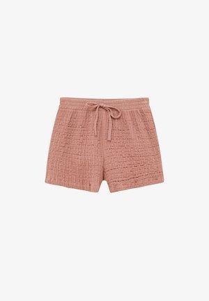 MIT KNITTEROPTIK - Shortsit - pink