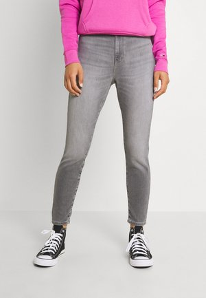 MELANY UHR   - Jeans Skinny Fit - denim black