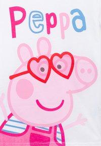 Peppa Pig - Print T-shirt - white - 2
