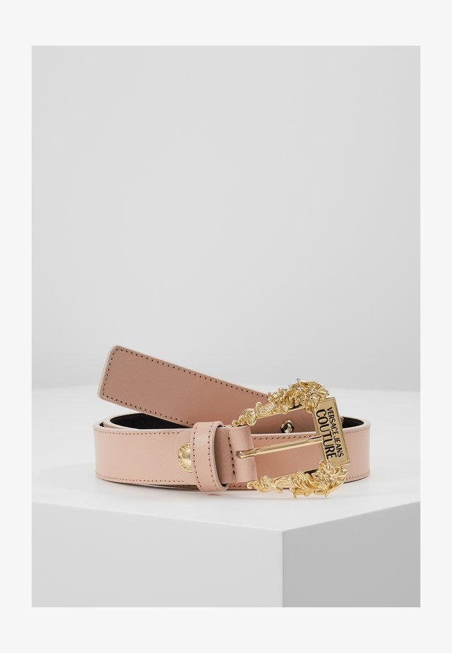 BAROQUE BUCKLE REGULAR - Belt - nudo