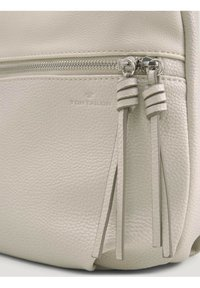 TOM TAILOR - HELINA MIT ANHÄNGERN - Across body bag - off white / off white - 3