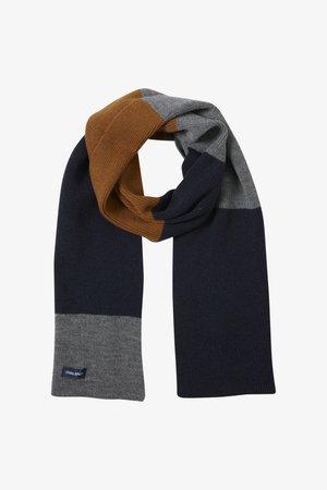 EARNEST - Sjal / Tørklæder - dress blues