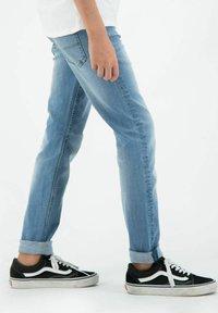 Garcia - TAVIO - Slim fit jeans - stoned blue - 2