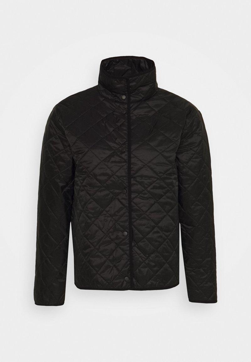 Soaked in Luxury - SLKARNA JACKET - Lett jakke - black