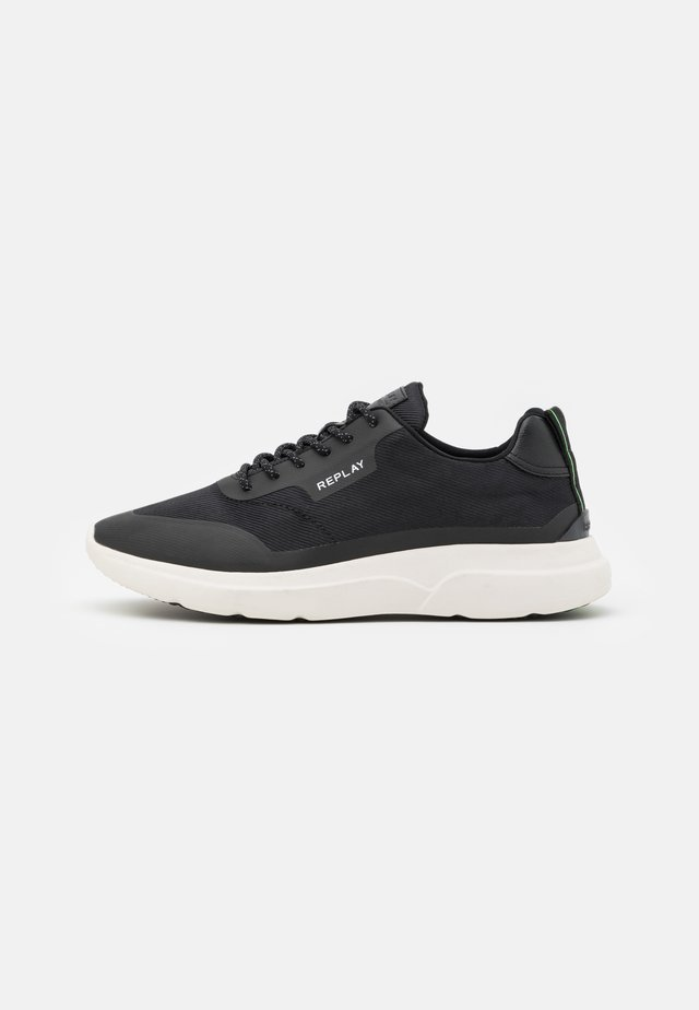 EARTH - Sneakers basse - black