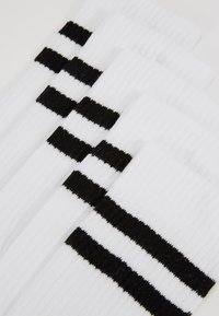 YOURTURN - 10 PACK - Socks - white/black - 2