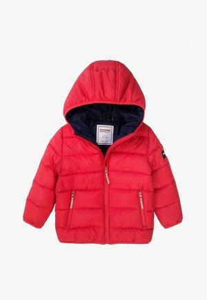 LIGHT - Winterjas - red
