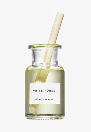 BJÖRK & BERRIES RAUMDUFT WHITE FOREST REED DIFFUSER - Home fragrance - -