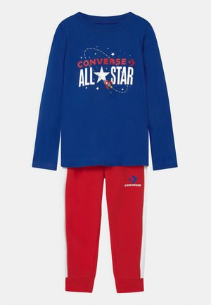 SET - Trainingspak - converse blue