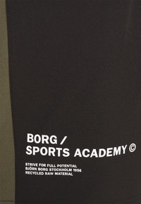 Björn Borg - SPORTS ACADEMY SHORTS - Pantaloncini sportivi - black beauty - 2