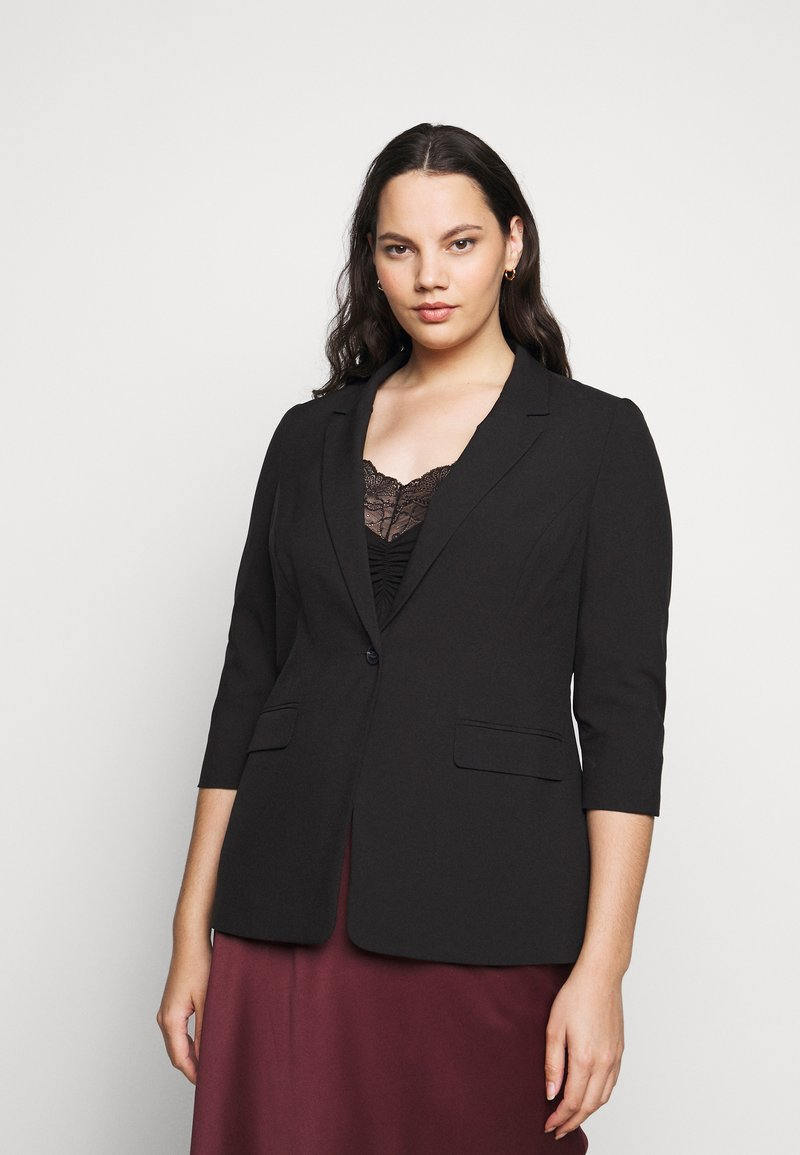 CAPSULE by Simply Be - FASHION - Blazer - black
