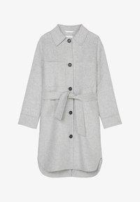 Marc O'Polo - Classic coat - foggy melange - 0