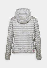 Colmar Originals - LADIES JACKET - Down jacket - cold light steel - 5