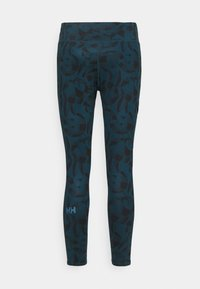 Helly Hansen - VERGLAS 7/8  - Leggings - midnight green - 1