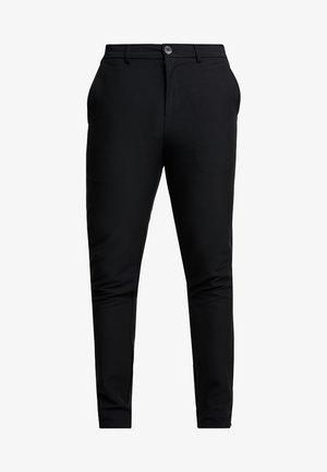 JANZIK - Trousers - black
