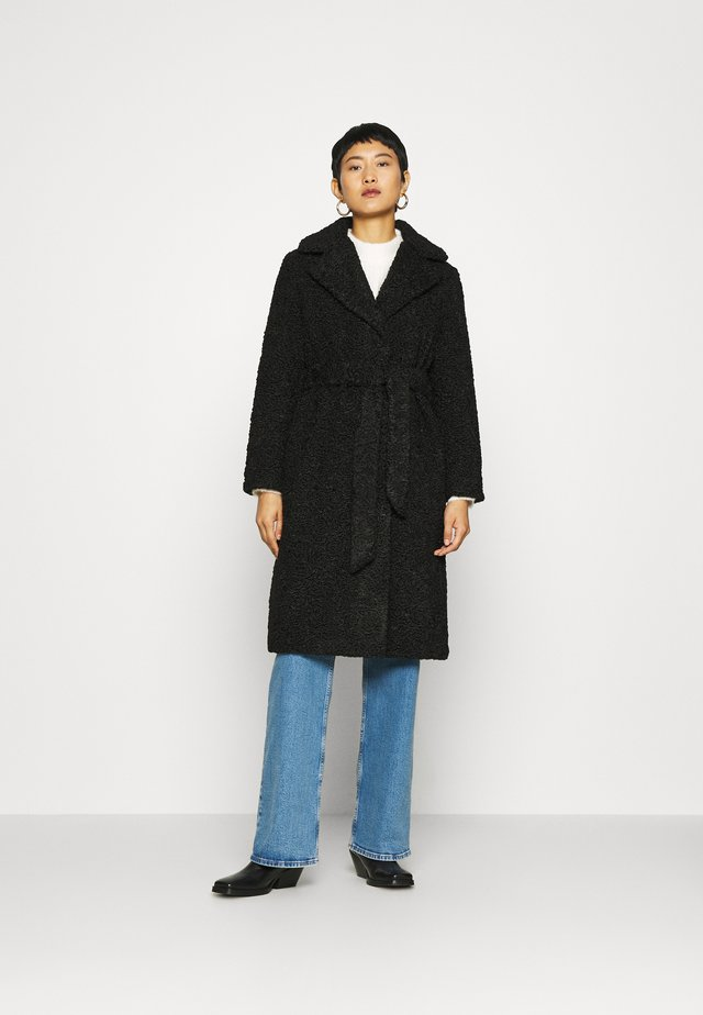 COAT HARRY - Classic coat - black