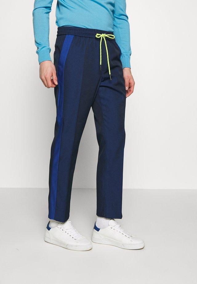 PANTALONE - Trousers - blue classico