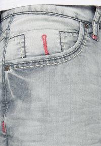 Camp David - Denim shorts - jogg grey - 5