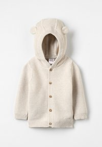 Jacky Baby - HELLO WORLD - Cardigan - beige - 0