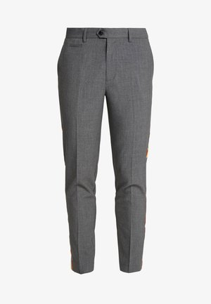 TROUSERS PRIDE - Bukser - grey mix